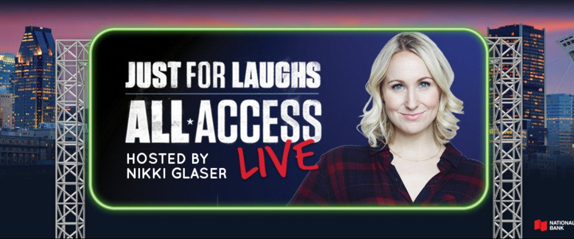 All Access Live with Nikki Glaser