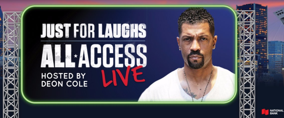 All Access Live Friday with Deon Cole