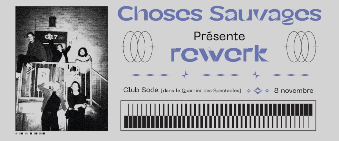 CCF19 | Choses Sauvages - REWERK