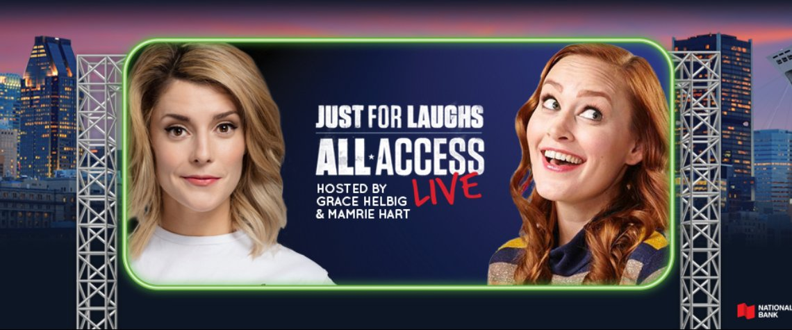 Grace Helbig and Mamrie Hart: All Access Live