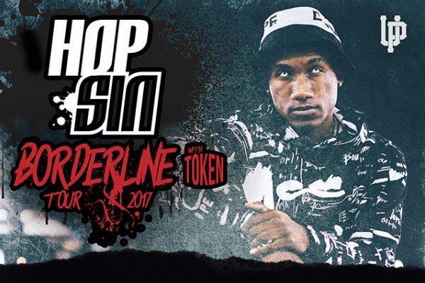 Hopsin Savageville Tour