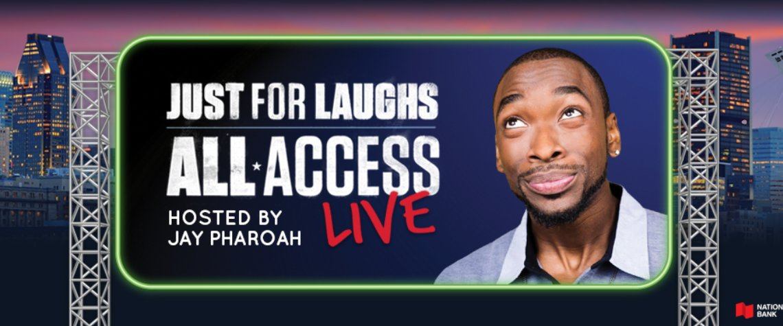 Jay Pharoah: All Access Live